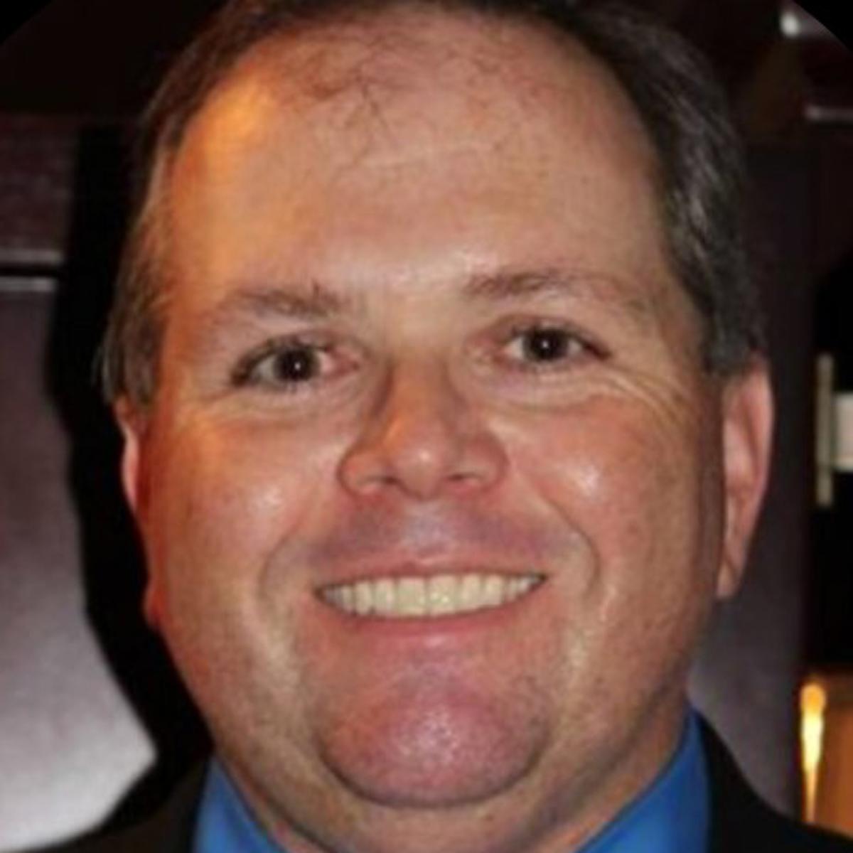 Mark Conrey headshot
