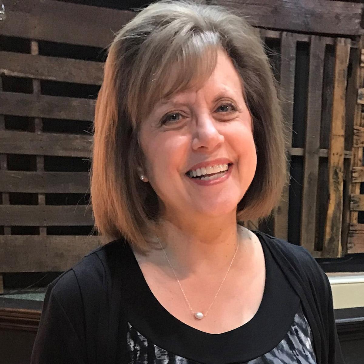 Mary Stewart headshot